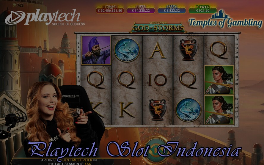 Playtech Slot Indonesia